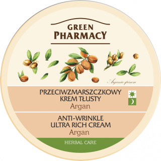 Krém na tvár Green Pharmacy 150 ml Argán