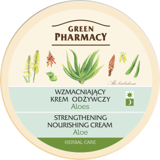 Krém na tvár Green Pharmacy 150 ml Aloe