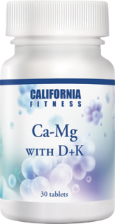CA-MG WITH D+K  (30 tabliet)